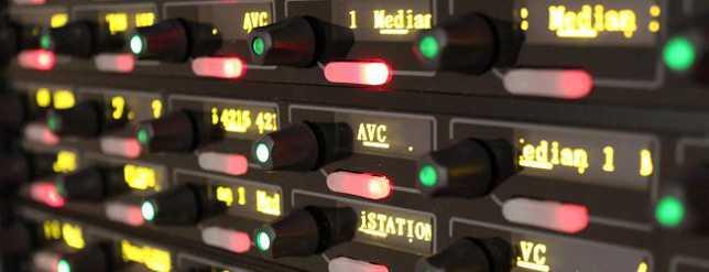 Clear-Com V-Panel Reparaturservice