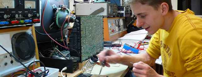 Soldering and Measurement Exercises